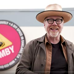 NIMBY Adam Savage Video